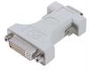DVI Adapter, DVI-A Female / HD15 Male -- MDC00002 - Image