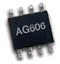 50 - 1000 MHz Dual HBT Push-Pull CATV Amplifier -- AG606-G -- View Larger Image