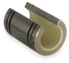 Plain Bushing Bearing,Open,ID 0.625 In -- 2LFR5-Image
