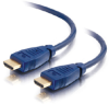 Impact Acoustics HDMI Male To Male 2M -- IMPHDMI02M