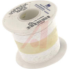 Cable, Coaxial; 30 AWG; 7/38; 0.076 in.; TFE Tape; Silver Coated Copper Braid -- 70140798