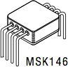 High Power Operational Amplifier -- MSK146