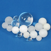 High Density Polyethylene Plastic Balls -- 91546 - Image