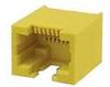 Modular Connectors / Ethernet Connectors -- RJLSE-63061-01T2 -Image