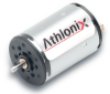 Brush DC Motor -- 22DCP Athlonix - Precious Metal