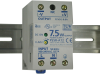 100-240VAC to 12VDC @ 600mA, DIN Rail Power Supply -- PS102 - Image