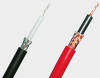 Shielded, Highly Flexible Coaxial Cable -- RG58-PVC / SILISHIELD