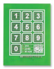 Capacitive Touch KeyPad Demo Board -- 33P6328