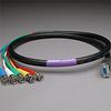 PROFlex VGA 5Ch 3CFB 15P Fem-BNCP 100' -- 30VGA53CFB-15FB-100
