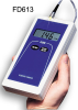 Portable Doppler Ultrasonic Flow Meter -- FD613 / FD614 - Image