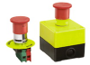 Emergency Stop & Stop Control Switch -- Mechanical E-Stop Buttons - Image