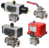 36 Series Full Port Ball Valve -- E36*RXM