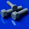PVC Hex Cap Unslotted Screws, Nuts And Washers -- 91402