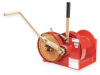 Manual Winch,Spur Gear,4,000Lb -- 3DNZ6