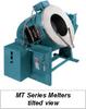 Lead and Babbitt Melting Pot -- MT-500