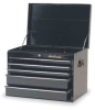Tool Chest,5 Dr,Blk,27 In,Ball Bearing -- 4BY38
