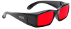 Laser Safety Glasses for Argon, KTP Alignment and Dye -- KBH-5307