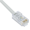 Cat. 5E EIA568 Plenum Patch Cable, RJ45 / RJ45, 5.0 ft -- T5A00020-5F - Image