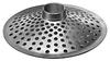 Top Hole Steel Strainer/Skimmer -Image