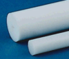 White Acetron® GP Acetal Rod -- 42199