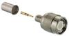 TNC 50 Ohm Plug -- 314-1-TP