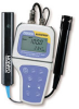 pH/DISSOLVED OXYGEN/TEMPERATURE METERS - Portable, Model pH/DO 300, Oakton®, pH/DO 300 Meter Only -- 1152035