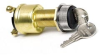 Ignition Switch, 3-position -- M-550-14-Image