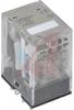 RELAY;E-MECH;POWER;DPDT;CUR-RTG 10A;CTRL-V 110/120AC;VOL-RTG 250/125AC/DC -- 70178964