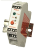 DIN Rail Mounting Amplifier -- DR7DC DC Powered Strain Gauge Transducer Amplifier - Image