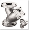 300# Flanged Model 85 Y-Strainer -- 6