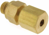 Tubing Compression Fitting, for Teflon Tubing -- MCB-.T -Image