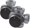 ESBE Motorized Valves, ESBE VRG Valve Series -- 193B1506