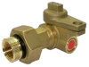 Brass Ball Valve -- s. 80 SurePass