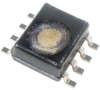 Honeywell HumidIcon™ Digital Humidity/Temperature Sensor: HIH6100 Series, SPI, ±4.0 %RH accuracy, SOIC-8 SMD, with filter, 1000 units on tape and reel -- HIH6131-000-001