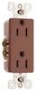 Duplex/Single Receptacle -- 885