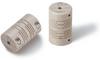 Coupling for Vacuum Variable Capacitor - Slit Type (PEEK) - Clamping Type -- MSXP-C-W-SP
