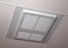 Ceiling Mount Fan Driven Heater -- E3383DRP - Image