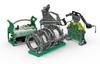Pipe Butt Fusion Machine -- Acrobat™ 250