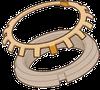 KM-25 -- Retaining Nut - Precision ISO metric threads