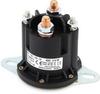 Trombetta 684-1221-232-02 Full Silver Powerseal Contactor, Intermittent Duty 12V 300A Flat Bracket -- 80631 - Image