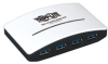 USB 3.0 SuperSpeed 4-Port Hub -- U360-004-R - Image