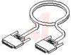 Cable assy; VHDCI plug to VHDCI plug; 1meter length -- 70190565