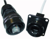 Rugged RJ11/RJ12 Connection System for Harsh Environments -- RJ11F 6 X -- View Larger Image