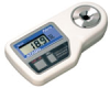 REFRACTOMETERS - Digital, Brix Scale, Portable, Palatte, Atago, PR-101, 0.0 - 45.0, 0.1, ??0.2, 9 x 17 x 4 -- 1155452 - Image