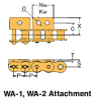 BS/DIN Chain Attachment Series -- RS08B WA-1 - Image