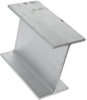 Aluminum 6061-T6 I-Beam (Aluminum Association), ASTM B22… -- 13214