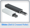 Crossed Roller Slide Assemblies -- RS3-12