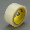 3M Scotch 355 Clear Standard Box Sealing Tape - 192 mm Width x 50 m Length - 3.4 mil Thick - 79579 -- 051135-79579 - Image