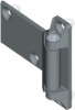 180 deg; Adjustable Screw-On Hinge -- 1054-U31