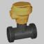 GF Signet 7000/7001 Vortex Flow Sensor - Image